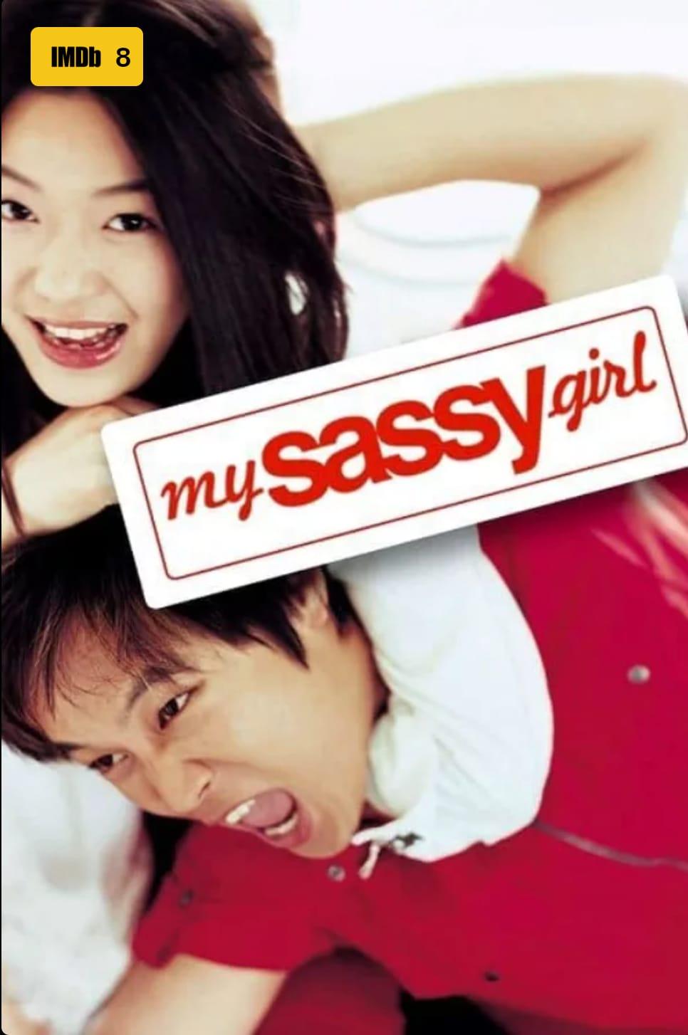 My Sassy girl (2001). (IMDb)