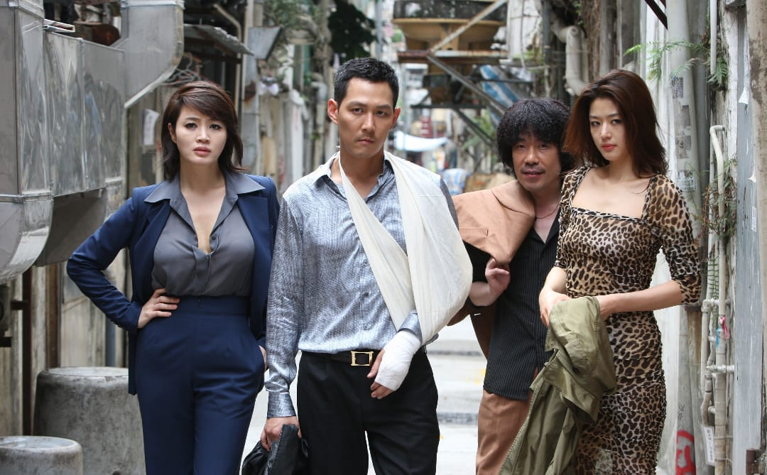 The Thieves (2012).(Foto google Image)