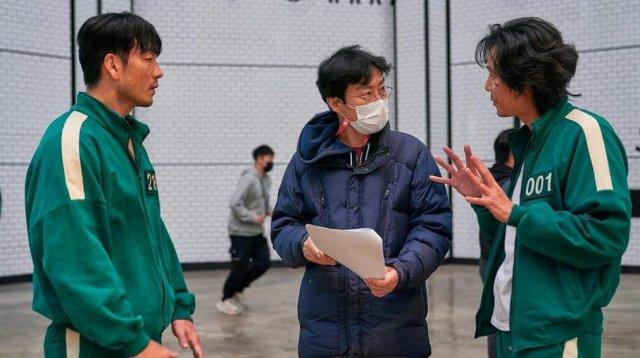 Sutradara Squid Game Hwang Dong Hyuk